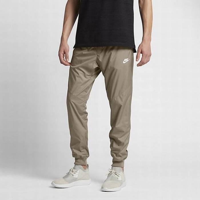 d6049242305b Nike Nike Sportswear Khaki Windrunner Pants Tech NSW 898403-235 Size ...