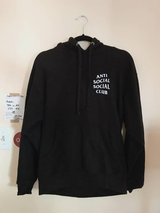 2d42e41b9cb7 Antisocial Social Club Mind Games Hoodie Size m - Sweatshirts ...