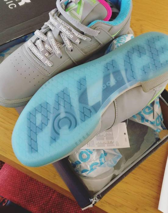 4d83d5314cd58d Palace Palace X Reebok Club Workout Grey Size 7 - Low-Top Sneakers ...