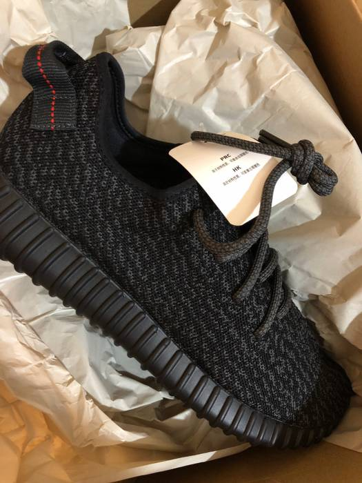 9bdb3af83e3 Adidas Adidas Yeezy Boost 350 Pirate Black Size 11.5 - Low-Top ...