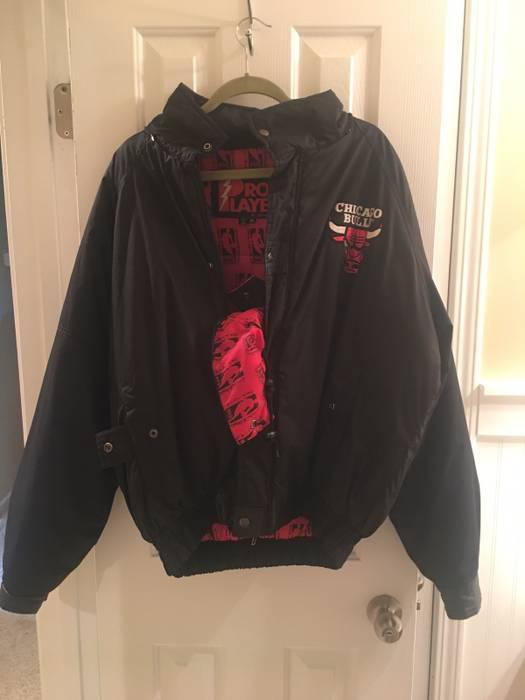 Pro Player Pro Player by Daniel Young Chicago Bulls Jacket Size US XL   EU  56 3bcf6f6187ec