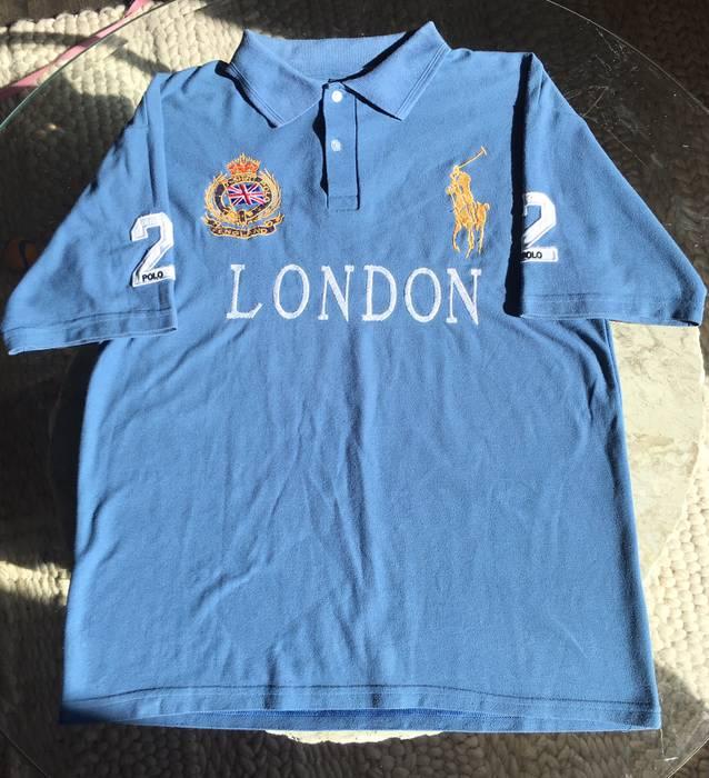 4c40c69ab8377 Polo Ralph Lauren ralph lauren vintage london polo Size m - Polos ...