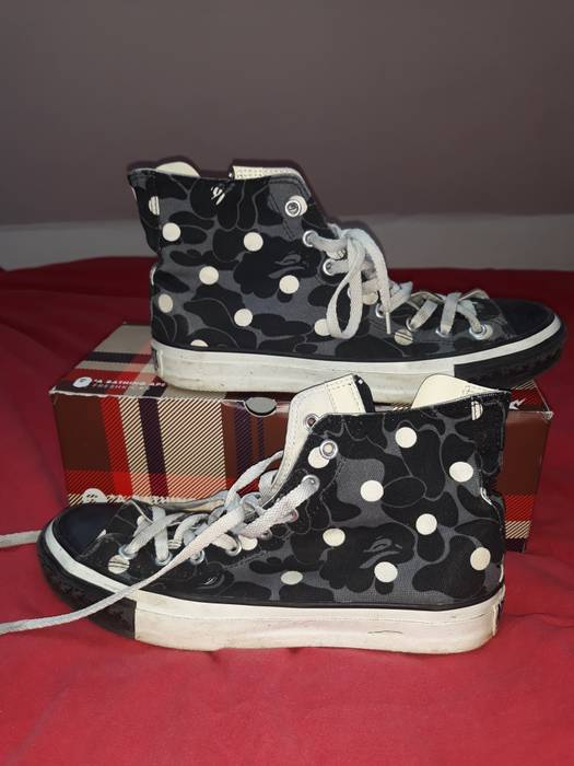 1a8138086f2 Bape Converse x Colette x Bape very rare Size 9 - Hi-Top Sneakers ...