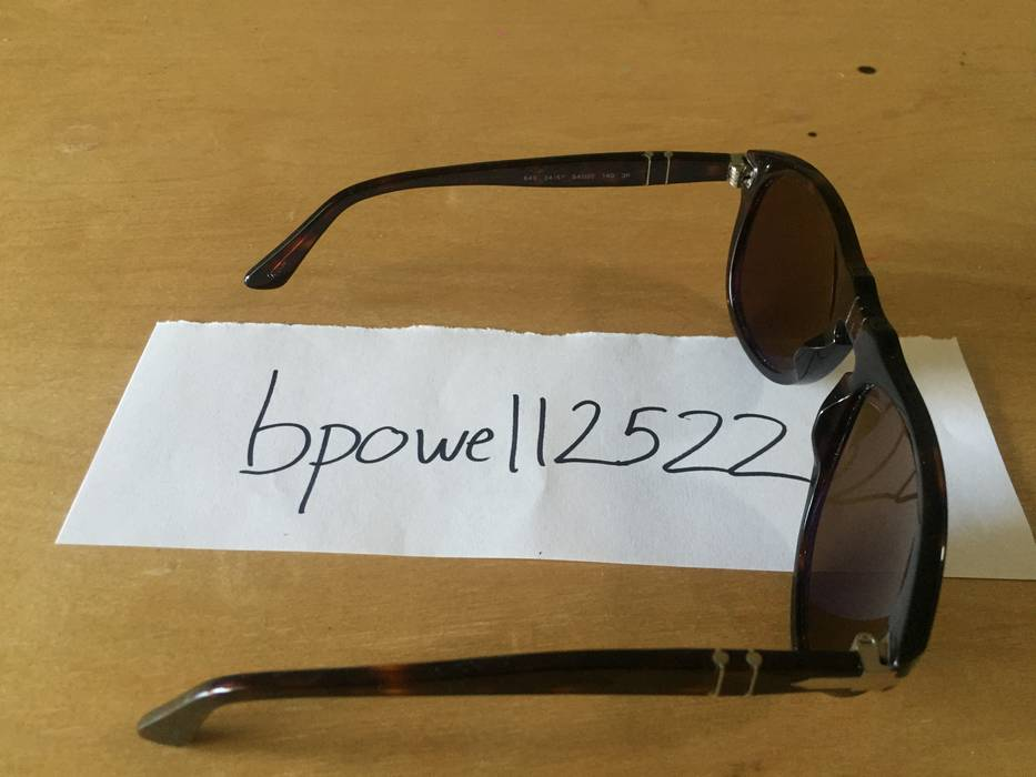 7c23fdfc50 Persol Persol 649 Polarized Sunglasses Havana 24 57 56mm Size ONE SIZE - 10