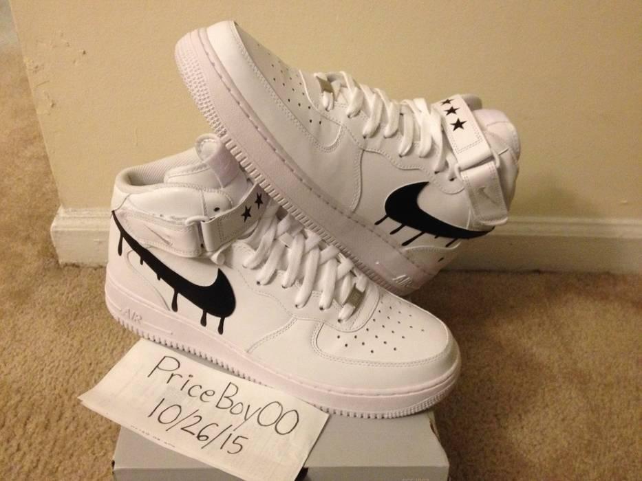 brand new bd908 fa2b0 Nike. Nike Air Force 1 Drip Custom