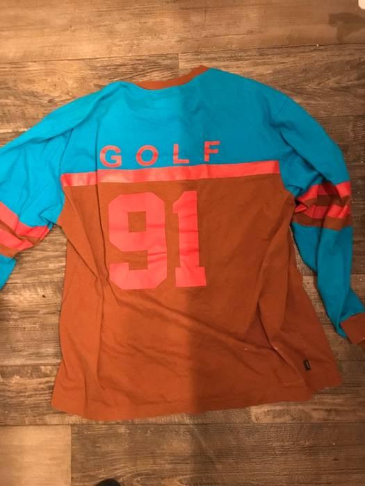 Odd Future Golf Wang Native Cat Hockey Jersey Size l - Jerseys for ... 66790de9e