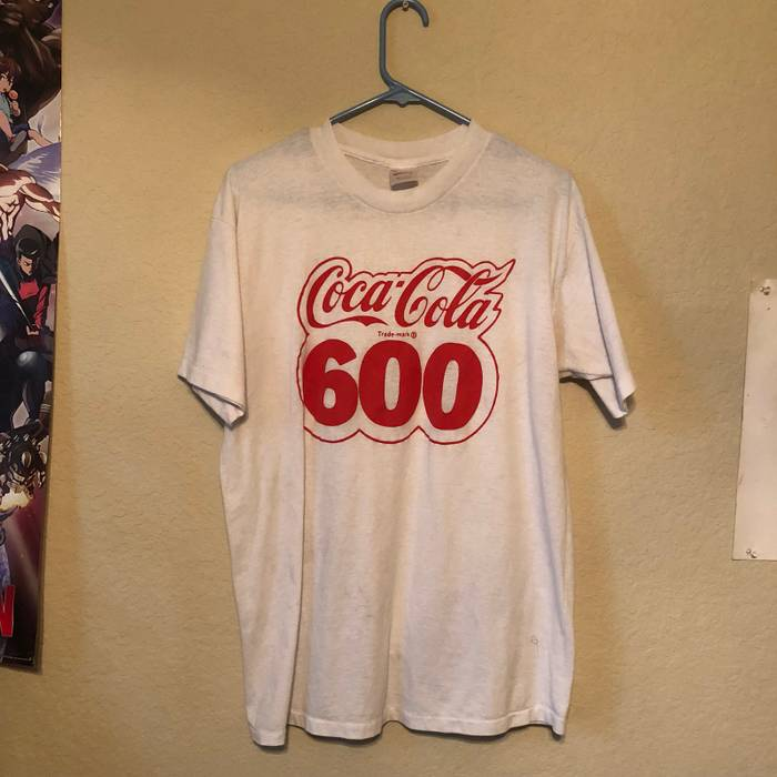 1f0e6be0c60 Vintage 1980 Coca Cola 600 Tee Size xl - Short Sleeve T-Shirts for ...