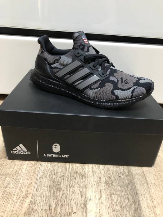 7ce5b07e2ac Adidas Bape Ultraboost Size 10 - Low-Top Sneakers for Sale - Grailed