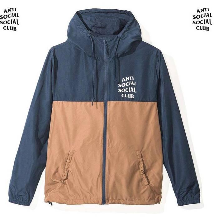 aa4d5ff72d4c Antisocial Social Club Anti Social Social Club ASSC NRTO Jacket Size US XS    EU 42