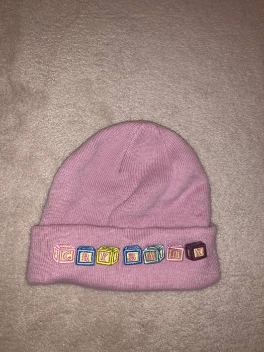 LIL PEEP Lil Peep Type Cry Baby Beanie Size one size - Hats for Sale ... e538c02ce9a