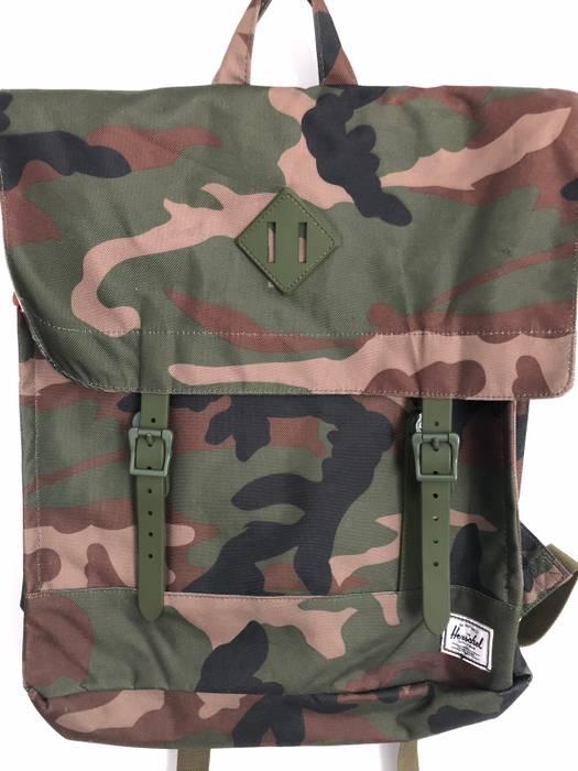 f1079ea36348 Herschel Supply Co. Herschel Camo Backpack Size one size - Bags ...