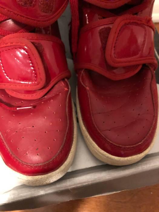 Kanye West 2008 Ato Matsumoto Red Cowhide Boots Size US 10   EU 43 - 7 599e9b6dea