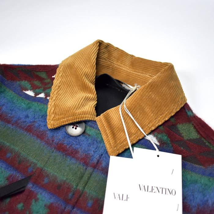 Valentino Navajo Blanket Woven Jacket NWT Size m - Heavy Coats for ... 788628c65