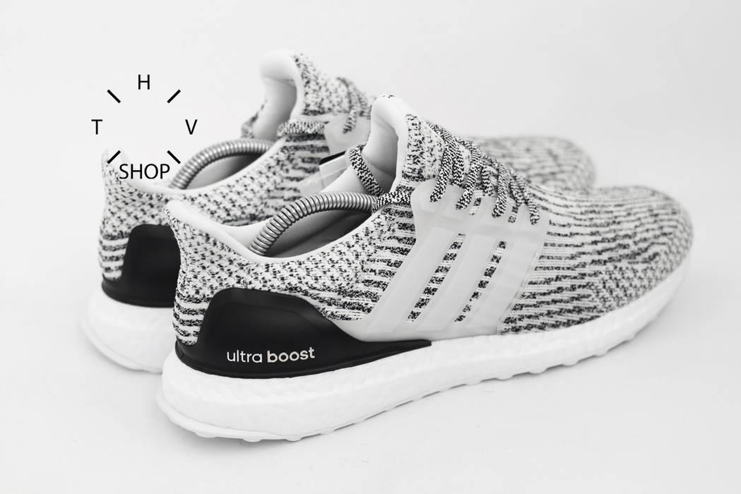 9b18c5df822 Adidas ultraboost ultra boost 3.0 oreo zebra black white S80636 bnwb  deadstock sns highsnobiety overkill Size