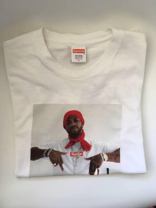 bbb3be67 Supreme Supreme Gucci Mane Tshirt Size s - Short Sleeve T-Shirts for ...