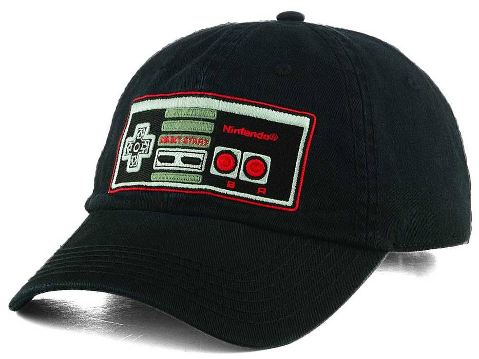 No Brand Nintendo Controller Dad Hat Size one size - Hats for Sale ... bc8db4770d6d