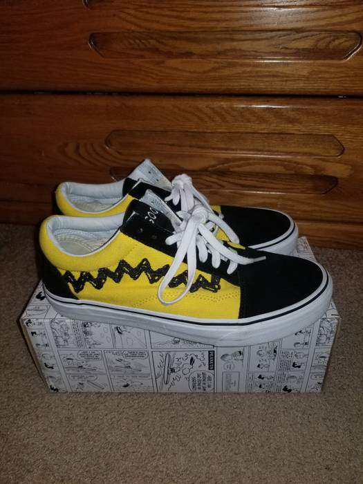 6e29e85946 Vans Vans old skool peanuts charlie brown Size 9 - Low-Top Sneakers ...