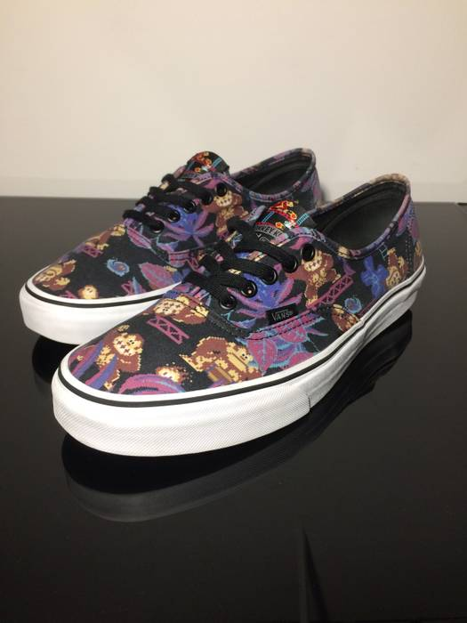 fc9bd1c6b998df Vans Vans Authentic x Nintendo - Donkey Kong Size 10 - Low-Top ...