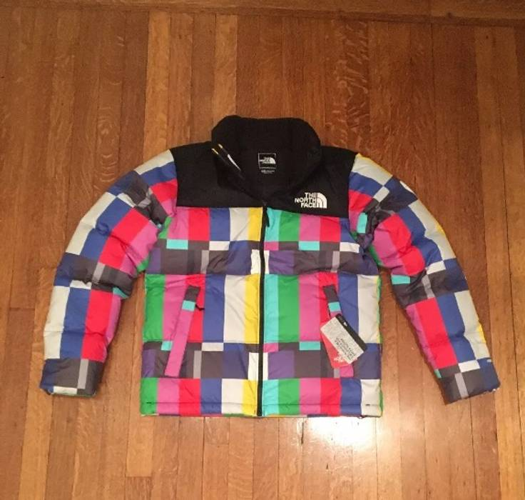 "The North Face The North Face X Extra Butter ""Technical Difficulties""  Nuptse Jacket Size 6e634aa1a"