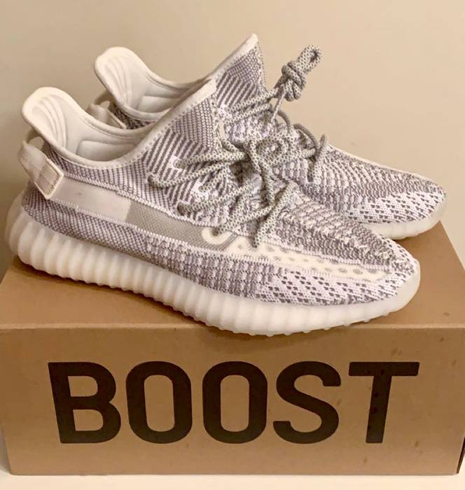 f6df8a5aa3e19 Adidas Kanye West Adidas Yeezy Boost 350 V2 Static Size 10 - Low-Top ...