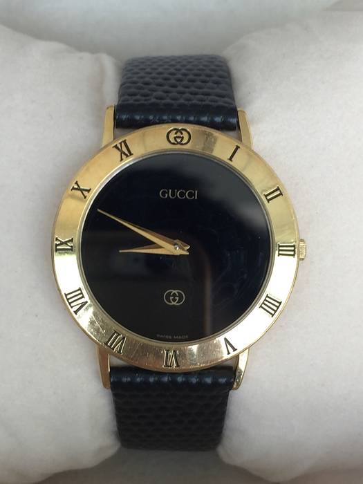 ceac79afa06 Gucci Gucci 3001M Size one size - Jewelry   Watches for Sale - Grailed