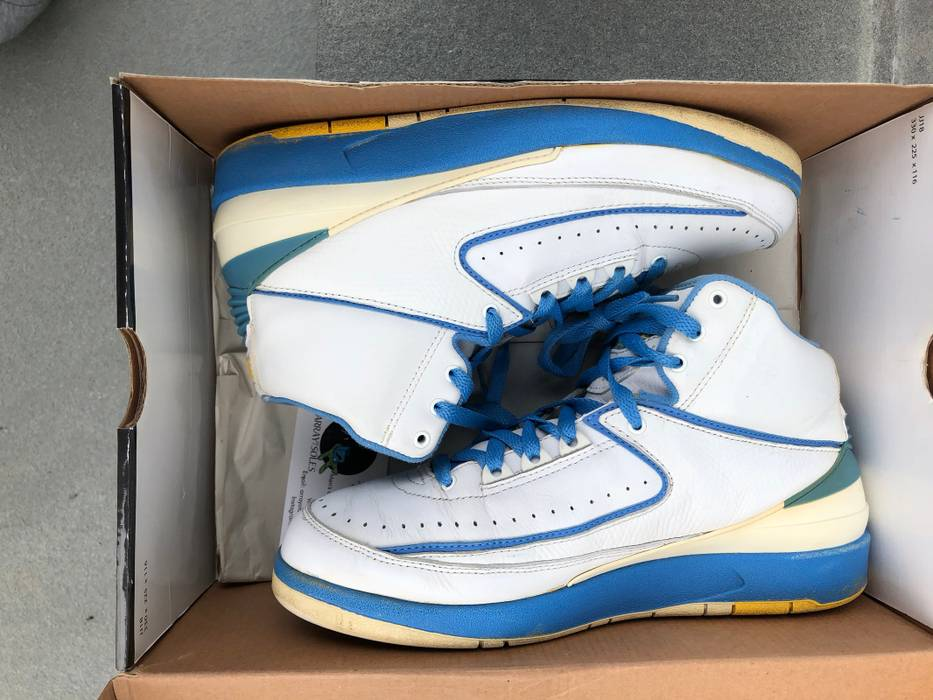 700a6f7ce41f6a Jordan Brand Melo Air Jordan 2 s Size 8.5 - Low-Top Sneakers for ...