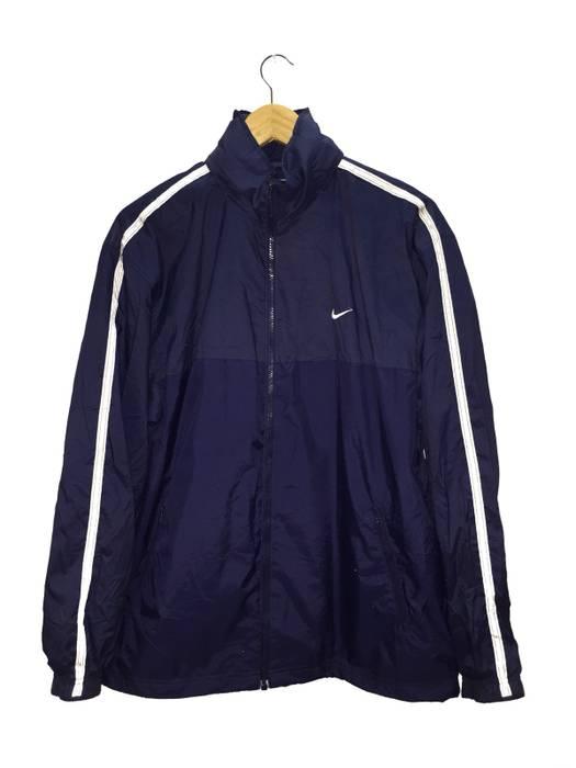 27480d44544e Nike 🔥LAST DAY🔥NIKE WINDBREAKER DARK BLUE Size l - Sweaters ...