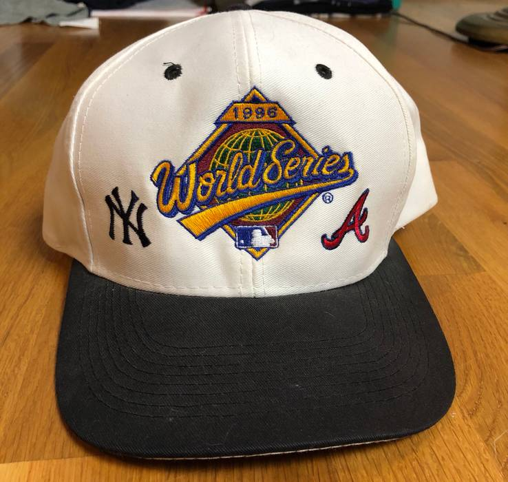 Logo 7 Vintage 1996 World Series SnapBack Hat Size one size - Hats ... 9598c2a4140