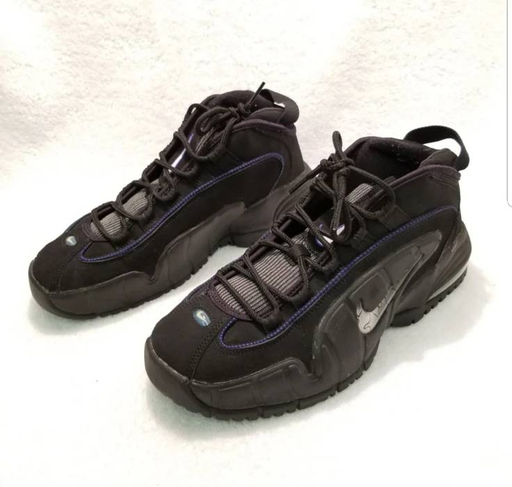 Nike Nike Air Max Penny Kids Size 7Y EUC Size 7 - Hi-Top Sneakers ... f4fae19a6