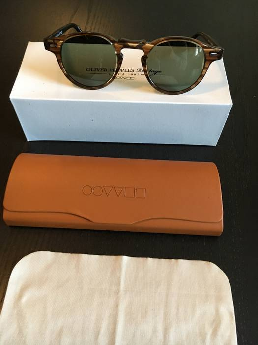 94c22ffc11 Oliver Peoples Oliver Peoples Gregory Peck OV5186 Polarized ...