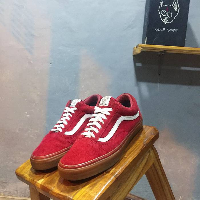 1336decc93fb Vans Vans old skool syndicate x golf wang first release Size US 10   EU 43