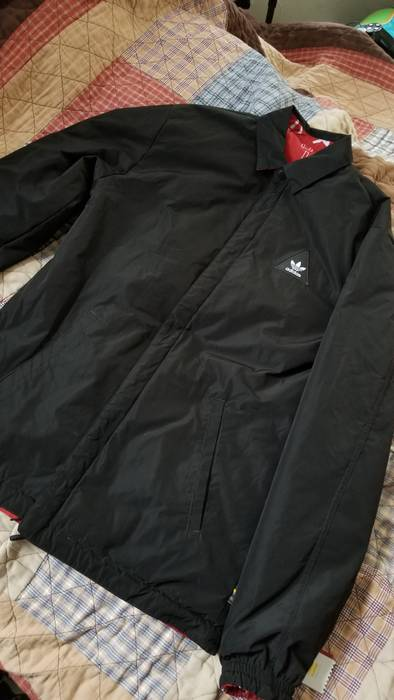 5ef08681f60bb Adidas PW HU Reversible Coach Jacket Size s - Light Jackets for Sale ...