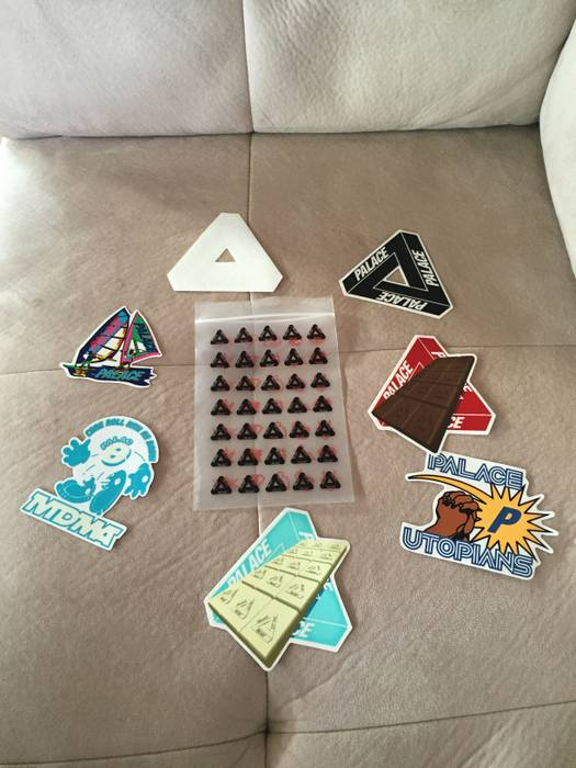 92f6c708a4dd Palace Palace Sticker Pack Size one size - Miscellaneous for Sale ...