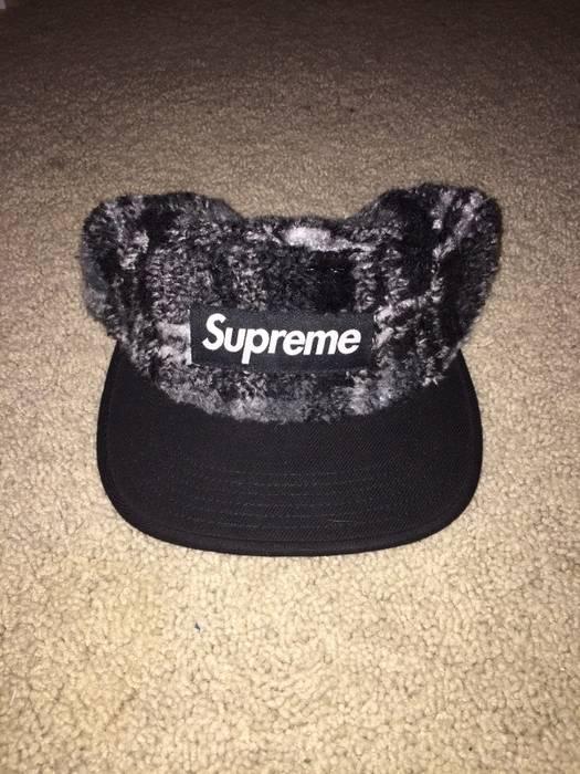 e88e87f27a1 Supreme supreme wool plaid camp cap Size one size - Hats for Sale ...