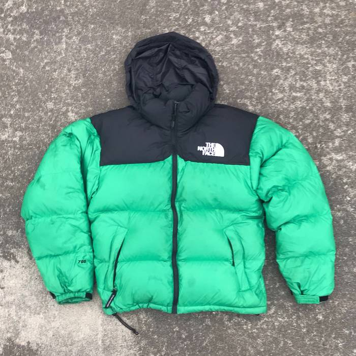 0cb4943b7141 The North Face. The North Face Rare Vintage Green Nuptse 700 Puffer Down  Jacket. Size  US M   EU 48-50 ...