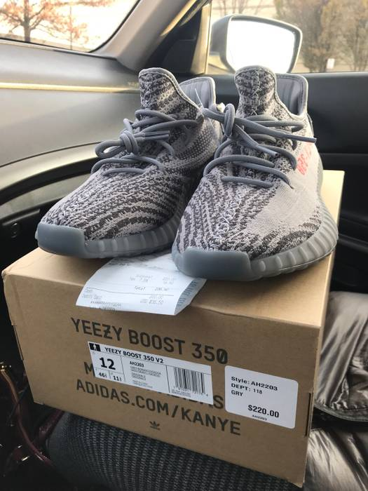 674fe2374bd0ca Adidas Yeezy 350 V2 Beluga 2.0 Size 12 - Low-Top Sneakers for Sale ...