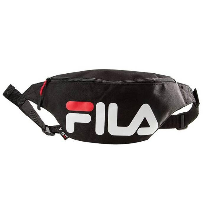 85fd6a03e44 Fila BLACK Fila Waist Bag   Belt Bag   Fanny Pack   Crossbody Bag Man Bag    Crossbody Bag   Sling ...