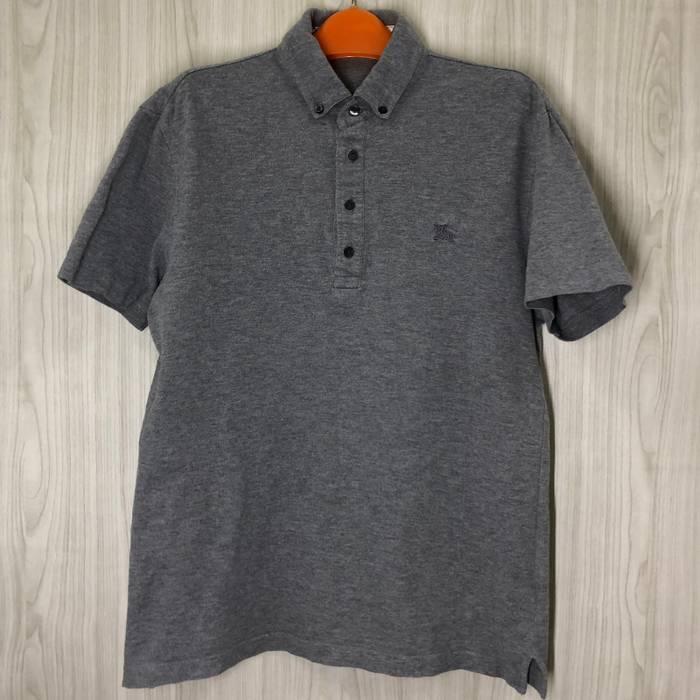 315641bae0e6b Burberry Rare Burberry Black Label Polo Shirt Size m - Polos for ...