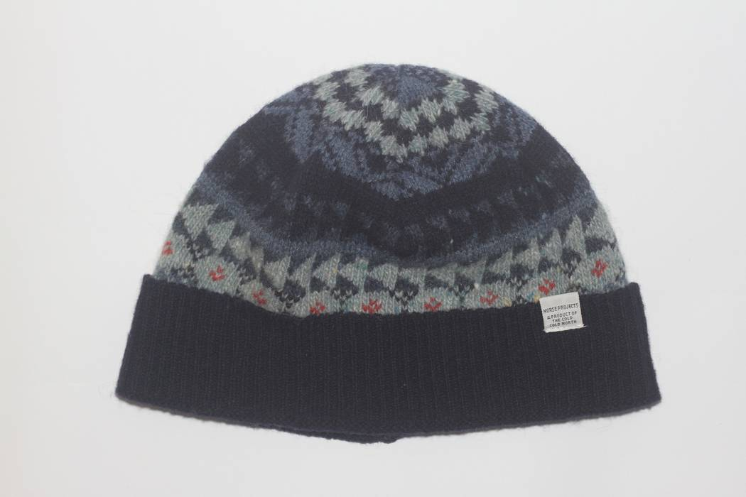 Norse Projects Norse project fairisle wool beanie Size one size ... 3d801cf496a