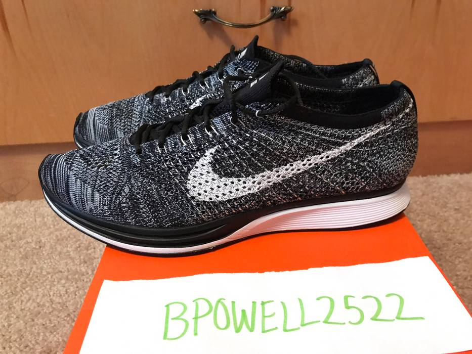 cdad5d0a9ac7 Nike Nike Flyknit Racer Oreo 2.0 Size 11.5 - Low-Top Sneakers for ...