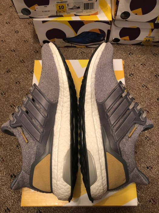 767e4cb77d1 Adidas Adidas Ultra Boost 3.0 Limited Leather Cage Size US 10.5   EU 43-44