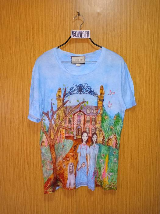 200cace194b Gucci Unskilled Worker tee Size m - Short Sleeve T-Shirts for Sale ...