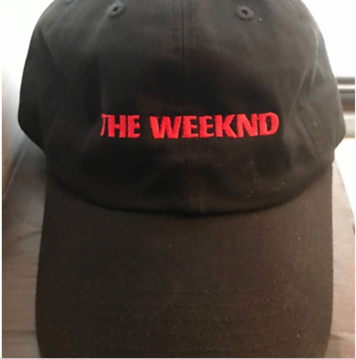 Urban Outfitters FINAL DROP - THE WEEKND X URBAN OUTFITTERS STARBOY DAD HAT  SOLD OUT Size 8ddc89508db