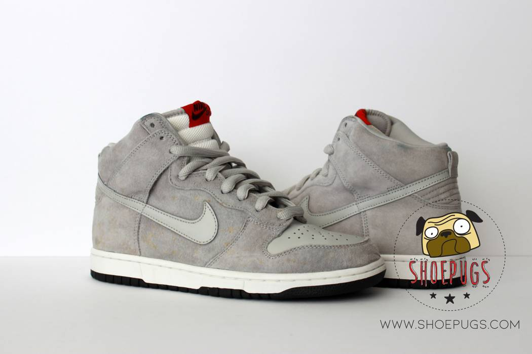 Nike 2007 Nike Dunk High Pro SB Pee Wee Herman Size 7 - Hi-Top ... 734358915f00