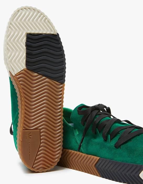 timeless design 9279c c115d Adidas × Alexander Wang. AW Skate Green