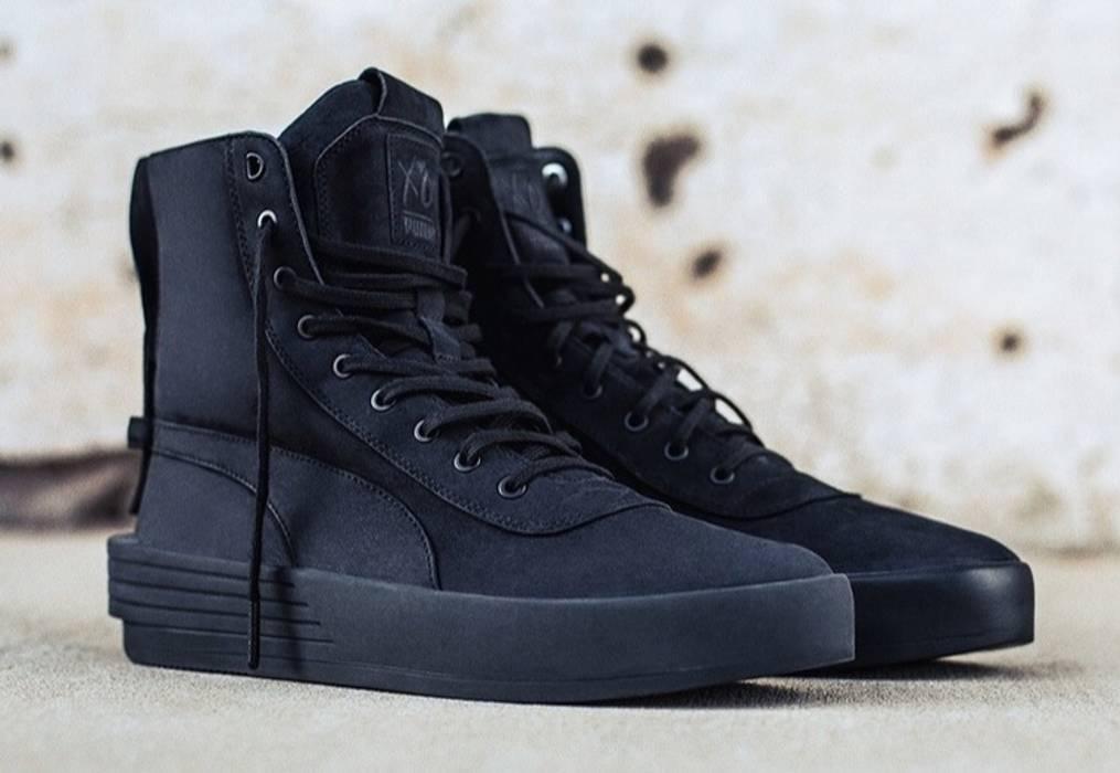 394a567fd95 Puma Puma x XO Parallel Triple Black Size 9.5 - Hi-Top Sneakers for ...