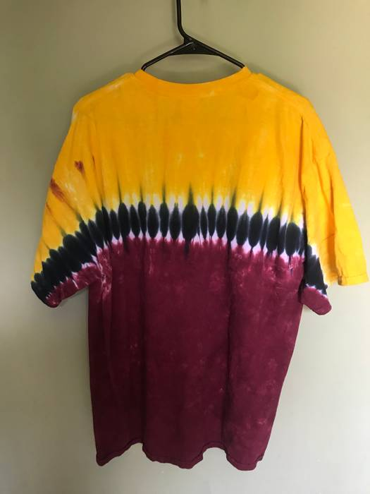 Redskins  WANT GONE!  Rad Tie Dye Redskins T-Shirt Size xl - Short ... 501a2a44d