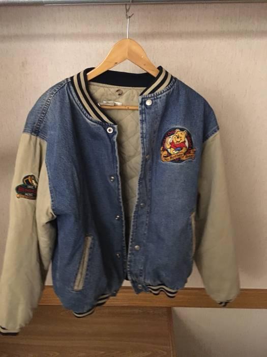 edceaf446b67 Disney Winnie The Pooh Jean Jacket Size m - Denim Jackets for Sale ...