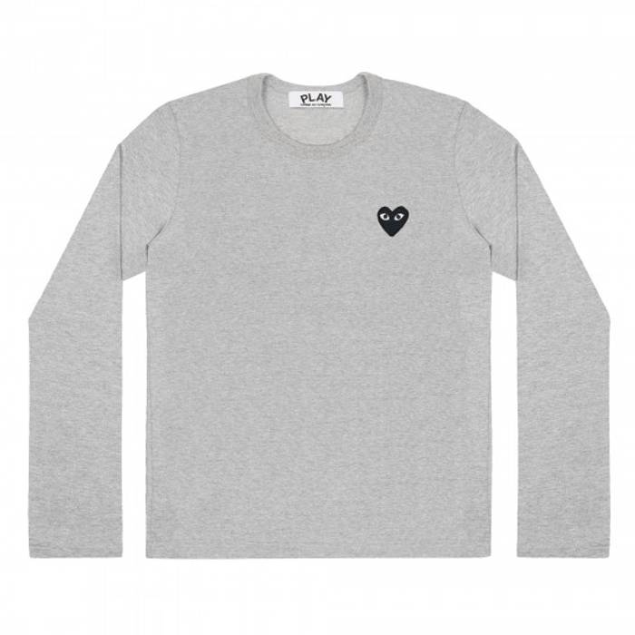 9e876fef70be Comme Des Garcons Play CDG Play Long Sleeve T-shirt Size l - Long ...