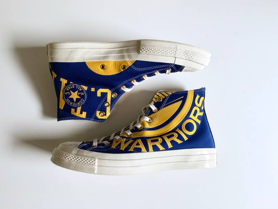 Converse Converse Chuck Taylor 70 All Star Golden State Warriors NBA Size  US 10   EU b183ab3b6